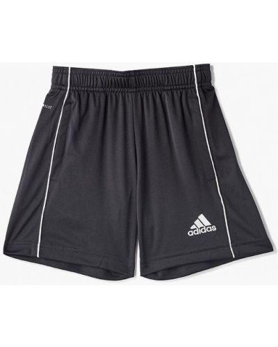 Шорты черные Adidas