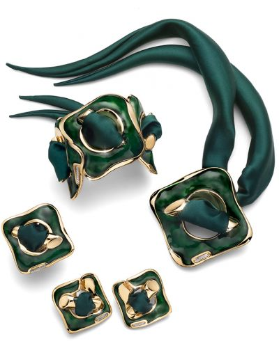 Золотой браслет Graziella