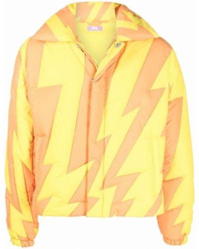 Pomarańczowy płaszcz Erl