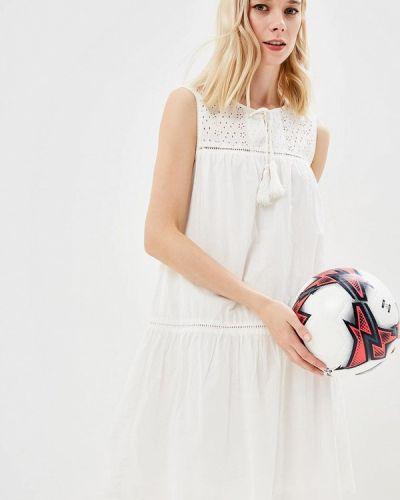 Белое платье весеннее Ovs
