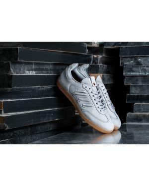 Szare półbuty Adidas Consortium