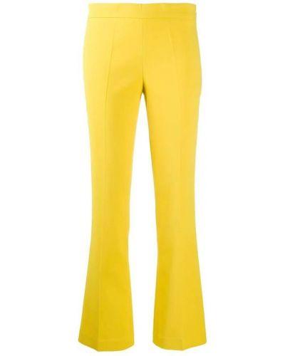 Żółte spodnie Giambattista Valli