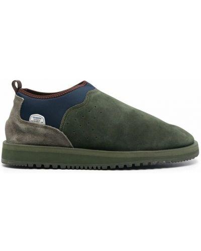 Sneakersy - zielone Suicoke
