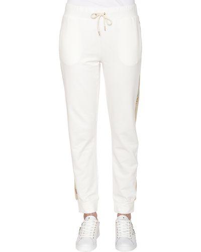 Спортивные брюки белые весенний Frankie Morello