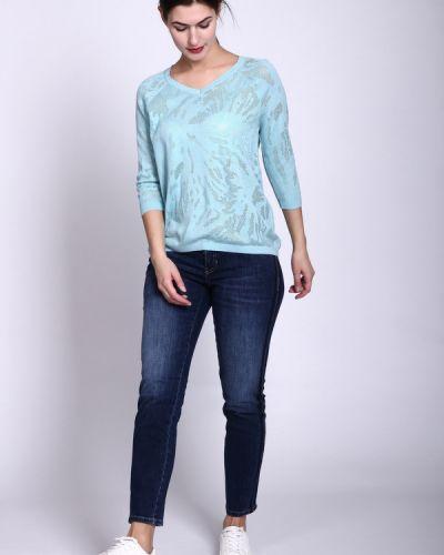 Синие джинсы Cambio