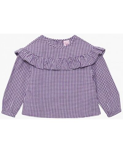 Фиолетовая блуза Sela