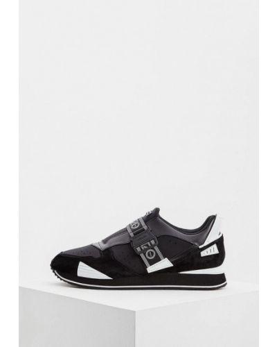 Кроссовки замшевые низкие Kenzo