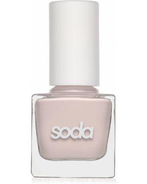 Лак для ногтей прозрачный Soda