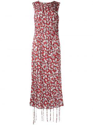 Платье в цветочный принт Jason Wu