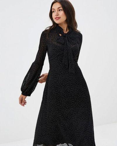 Платье черное Imago