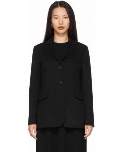 Черная куртка с карманами 's Max Mara