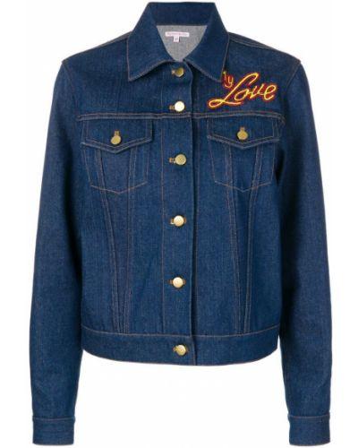 Синяя куртка Olympia Le-tan