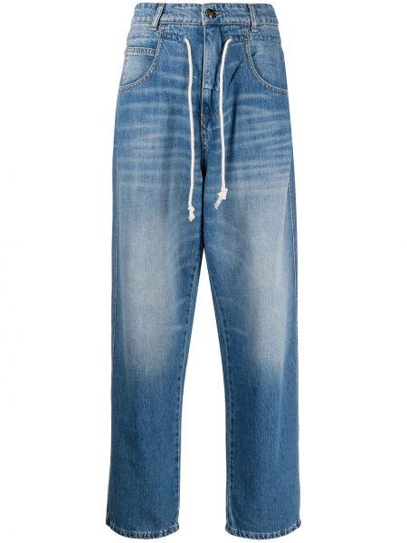 Прямые джинсы классические mom Semicouture