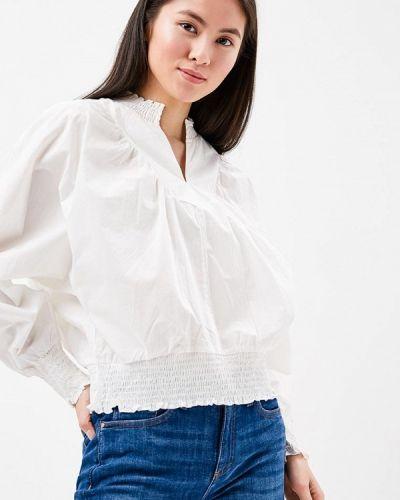 Белая блузка Tantra