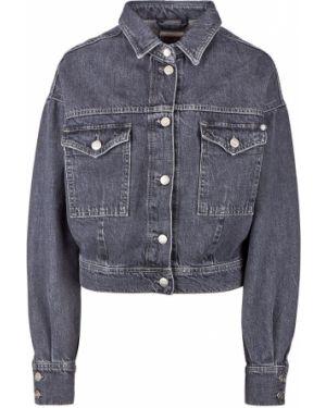 Джинсовая куртка укороченная Pepe Jeans
