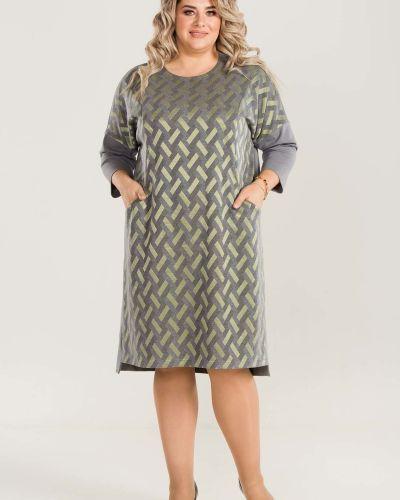Повседневное платье платье-сарафан из вискозы Luxury