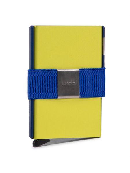Portfel - żółty Secrid