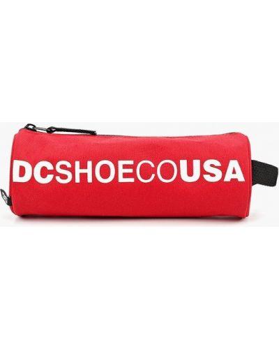Красные текстильные пинетки Dc Shoes