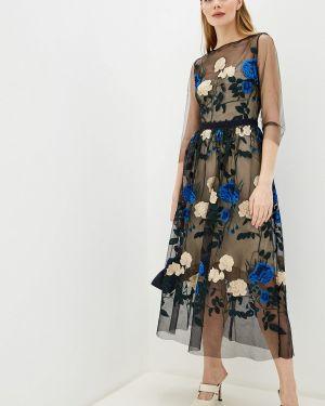Платье прямое осеннее Ksenia Knyazeva