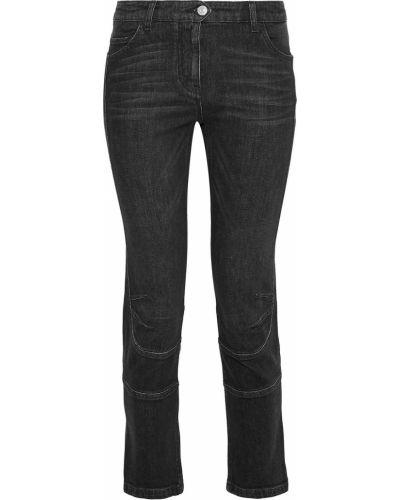 Черные джинсы со средней посадкой Belstaff