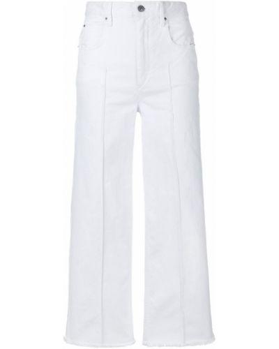 Расклешенные джинсы укороченные классические Isabel Marant Étoile