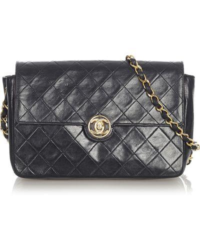 Czarna torebka Chanel Vintage