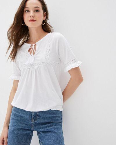 Блузка с коротким рукавом белая Ovs