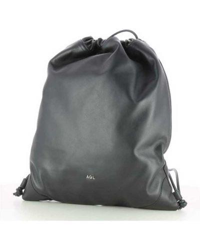 Czarny plecak Agl