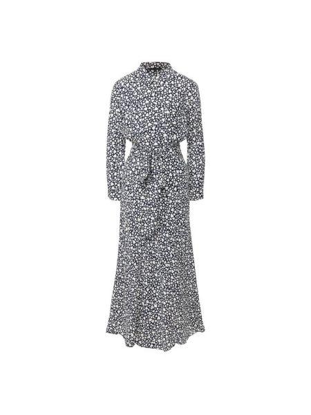 Платье из вискозы шелковое Tara Jarmon