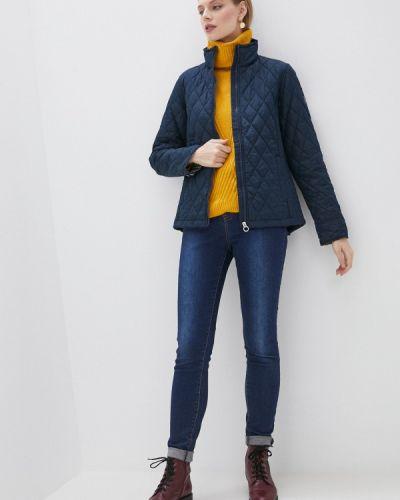 Утепленная куртка - синяя Regatta