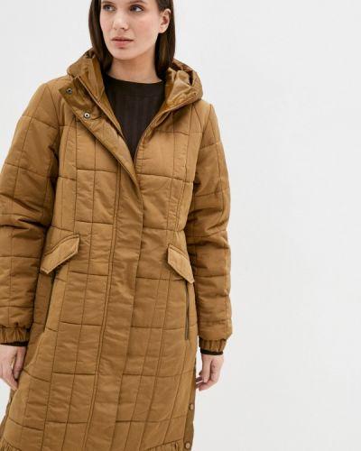Утепленная куртка - коричневая Wiko