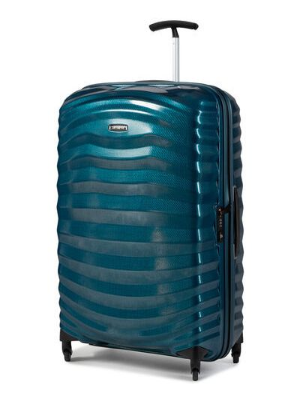 Zielona walizka duża Samsonite