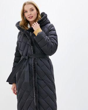 Желтая зимняя куртка Odri Mio