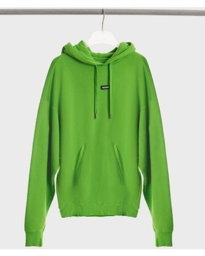 Зеленая кофта из полиэстера Mackage
