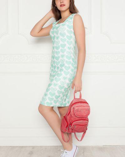 Летнее платье с декольте платье-сарафан Lautus