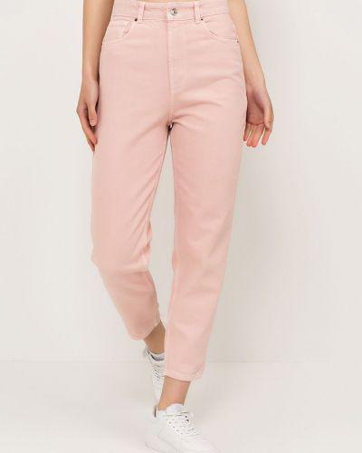 Джинсы - розовые Karol