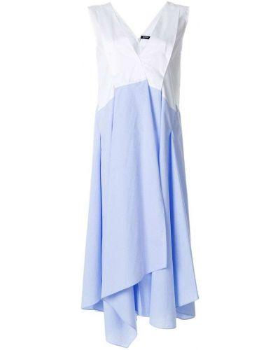 Синяя юбка Jil Sander Navy