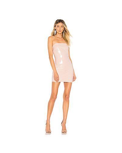 Платье лаковые кожаное H:ours