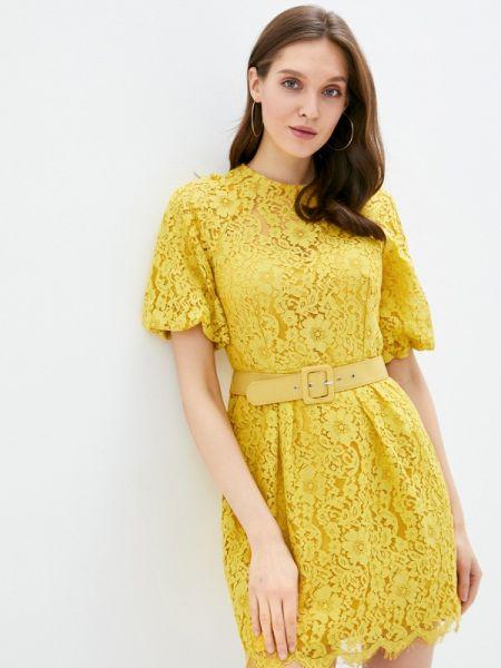 Платье прямое весеннее Little Mistress