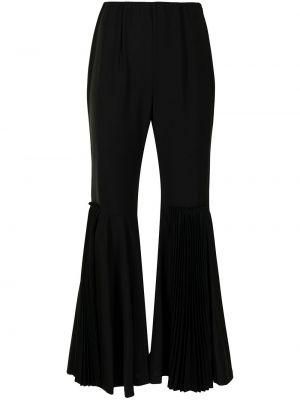 Spodnie z nylonu - czarne Enfold