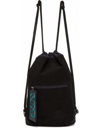 Czarny plecak skórzany Sjyp