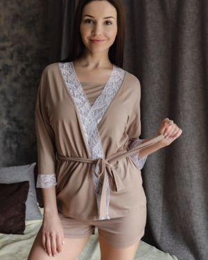 Пижама из вискозы пижамный инсантрик