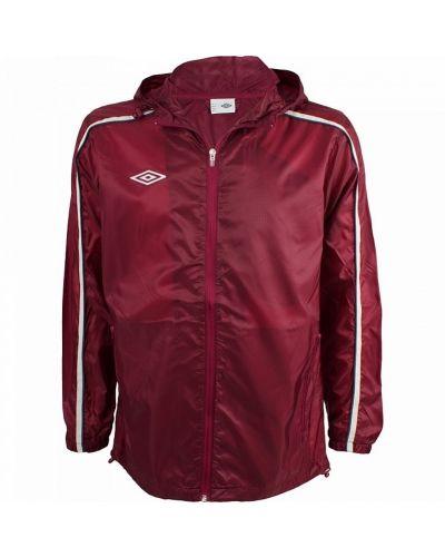 Куртка с капюшоном с манжетами с карманами Umbro
