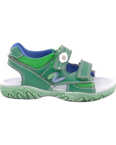 Зеленые сандалии Naturino