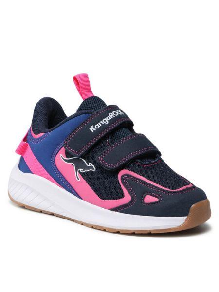 Sneakersy granatowe Kangaroos