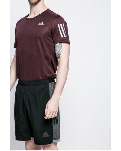 Спортивные шорты на резинке с карманами Adidas Performance