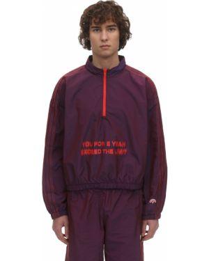 Ветровка на резинке с воротником-стойкой Adidas Originals By Alexander Wang
