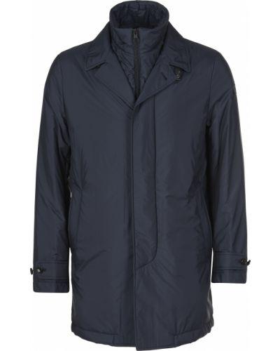Куртка из полиэстера - синяя Montecore