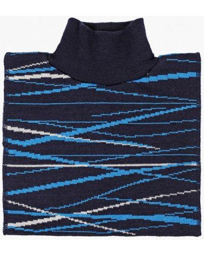 Синий шарф Kerry