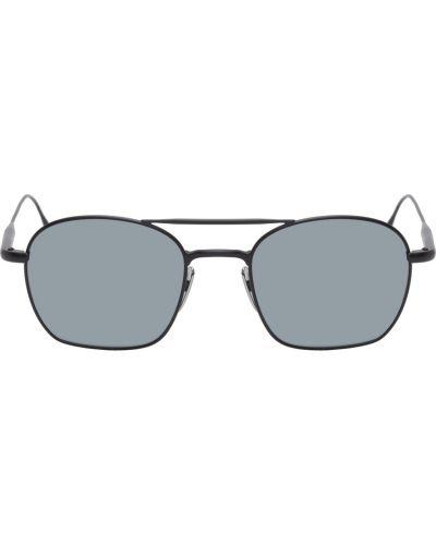 Czarne okulary Byredo